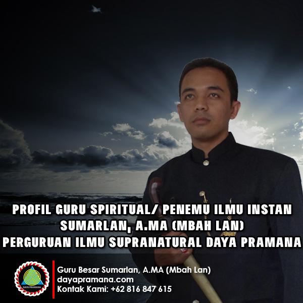 Guru Ilmu Spiritual