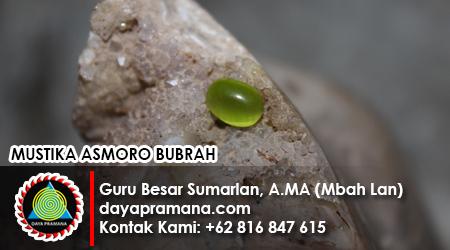 Mustika Asmoro Bubrah