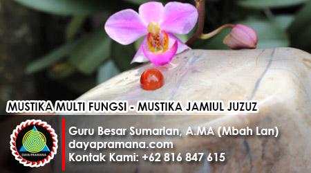 Mustika Jami'ul Juzuz - Mustika Multifungsi