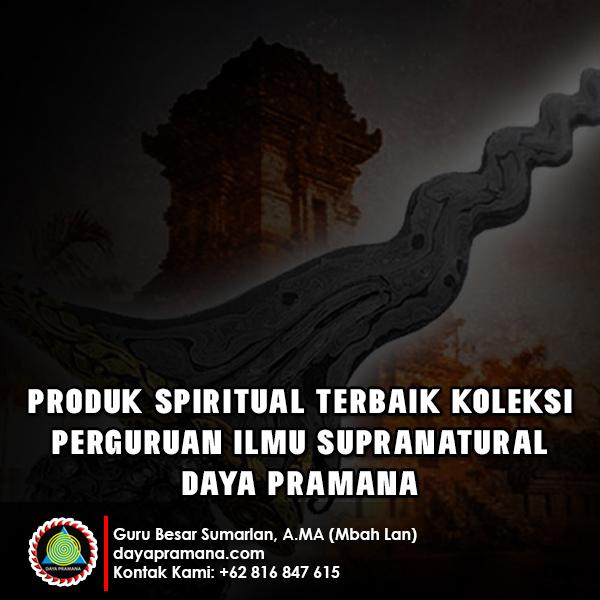 Produk Spiritual Daya Pramana