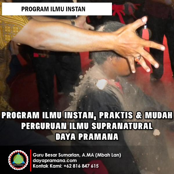 Program Ilmu Instan