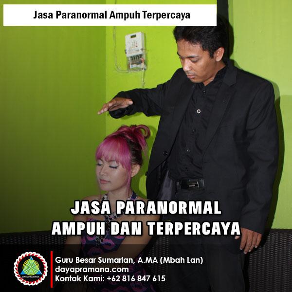 jasa paranormal ampuh terpercaya
