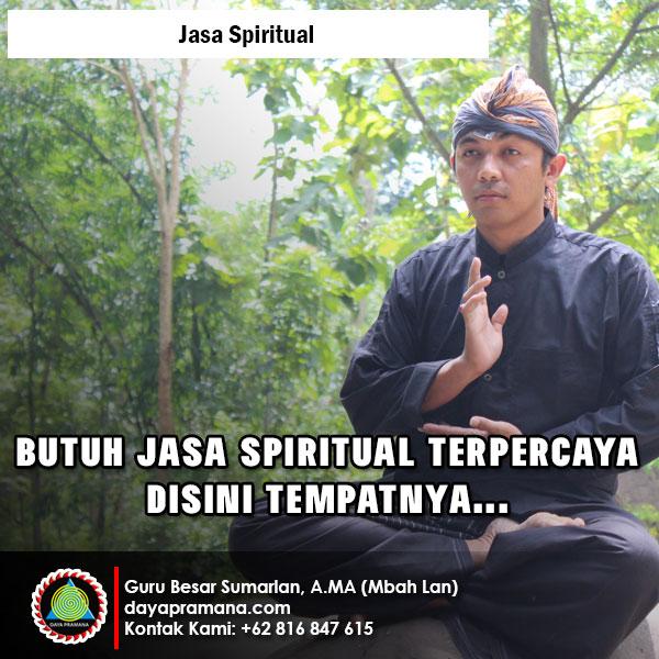 jasa spiritual terpercaya